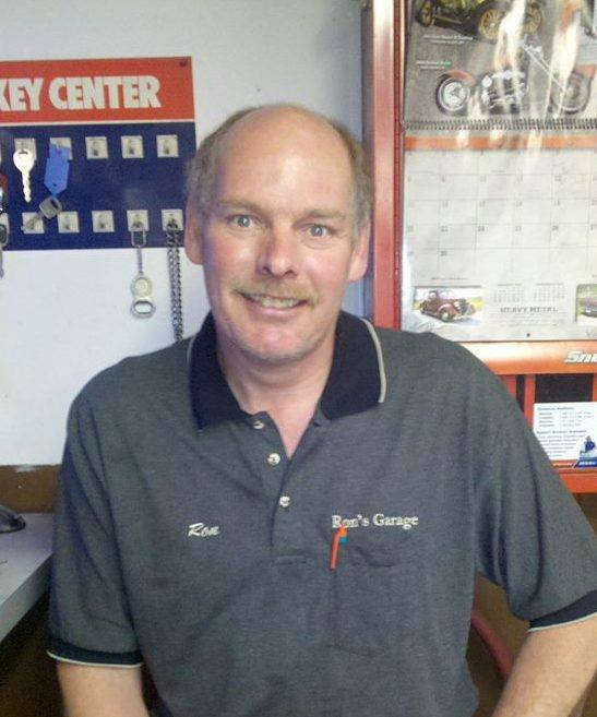 Ron Steenholdt Ron S Garage Sioux Falls Business Pros